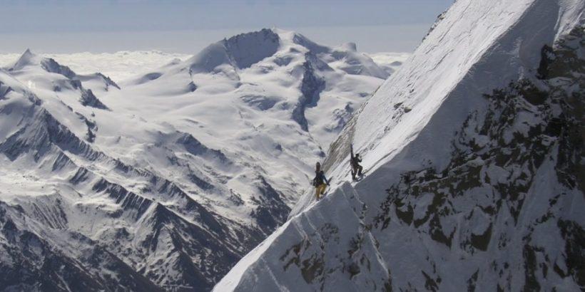 Extrait du film Mission Steeps avec Xavier de Le Rue