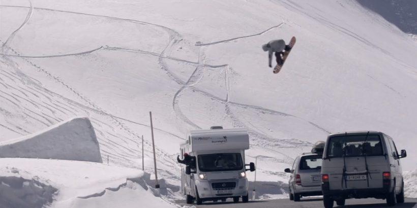 12 months film Rome Snowboard