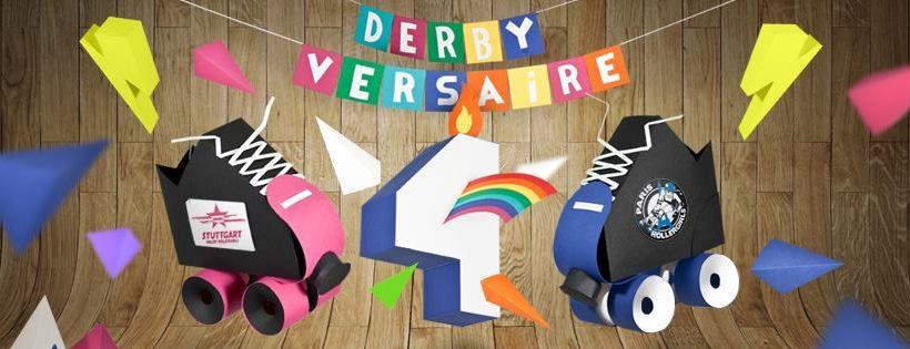 4ème Derbyversaire PRG vs Stuttgart le 16 février à Bercy