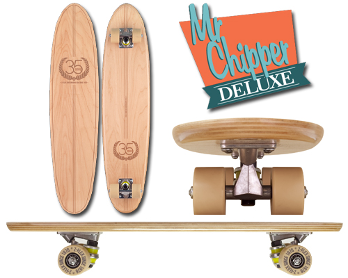 Cruiser réedition Z-Flex Mr Chipper Deluxe