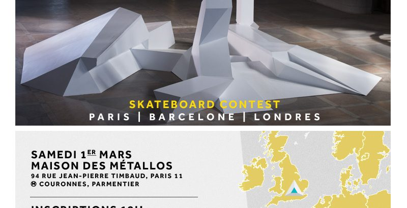 Contest The One Shot Contest Nike SB 2014