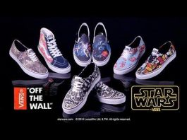 Collection Vans Star Wars 2014