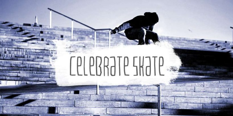 Concours video Celebrate skate