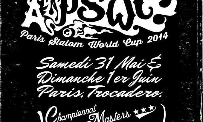 Paris Slalom World Cup Riderz 2014