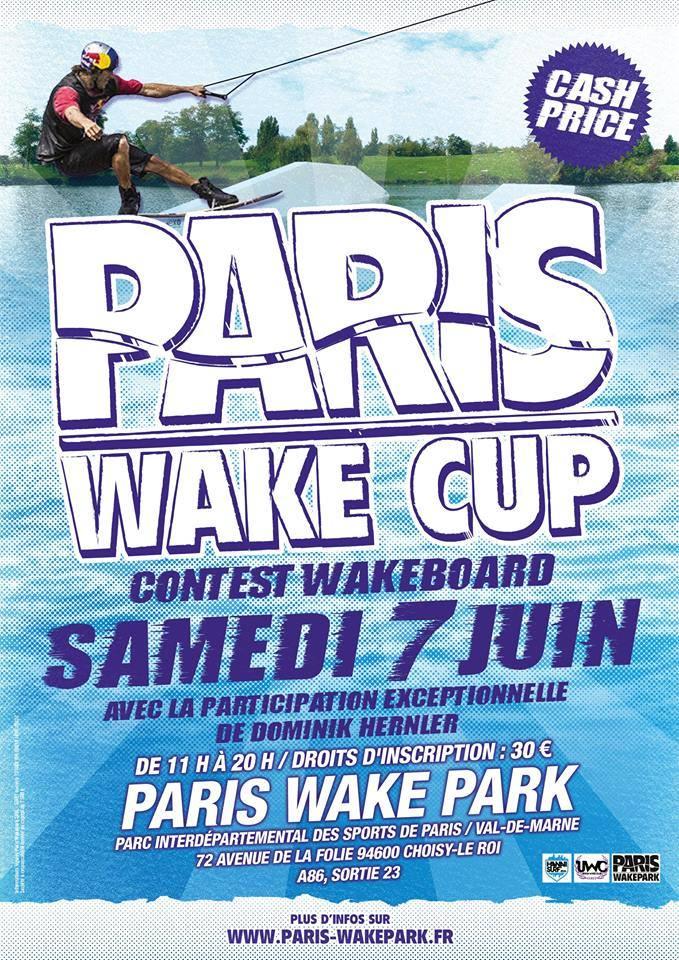 Paris Wake Cup 2014
