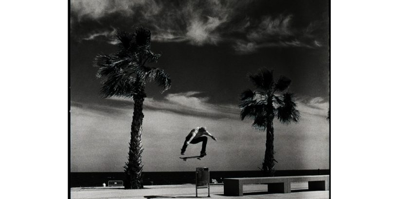 Maxime Frion swith heelflip Barcelona