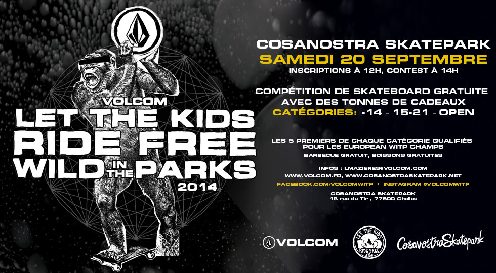 Volcom Wild in the Parks Cosanostra