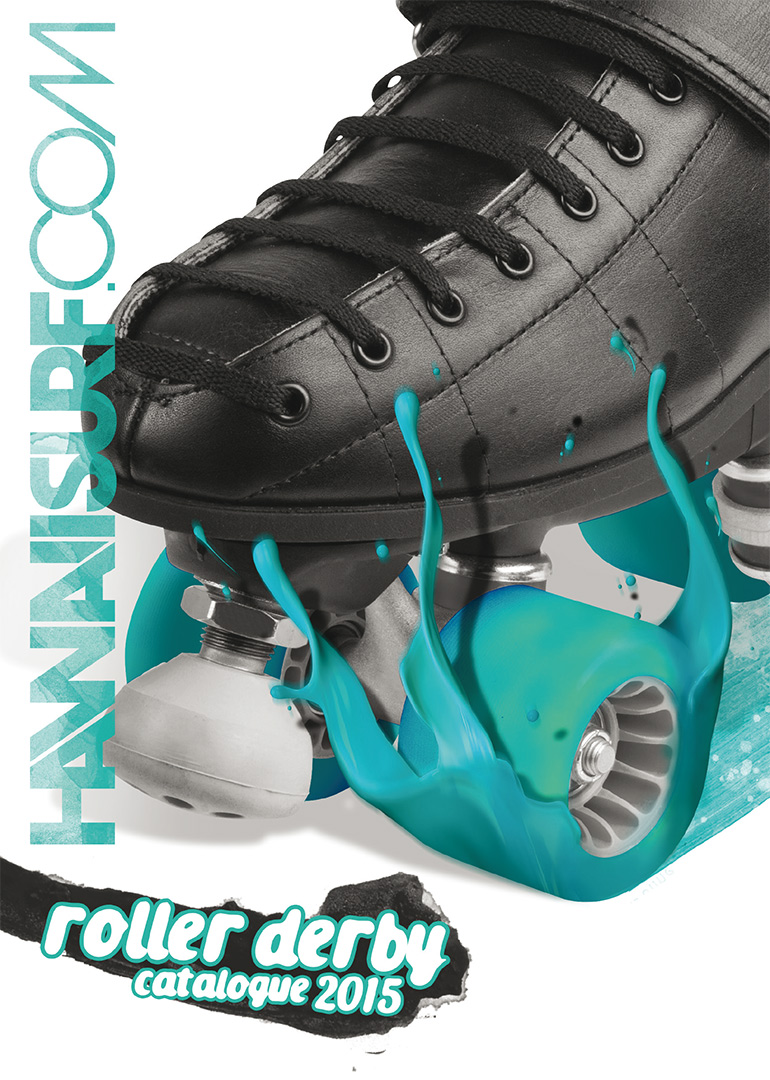Catalogue Roller Derby 2015 HawaiiSurf