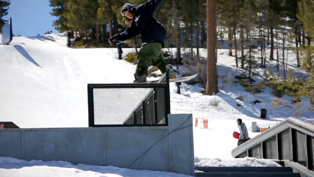 Tyler Lynch - Bear Mountain- Flux bindings