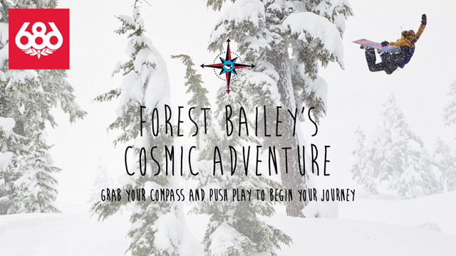 Forest Bailey Cosmic adventure 686