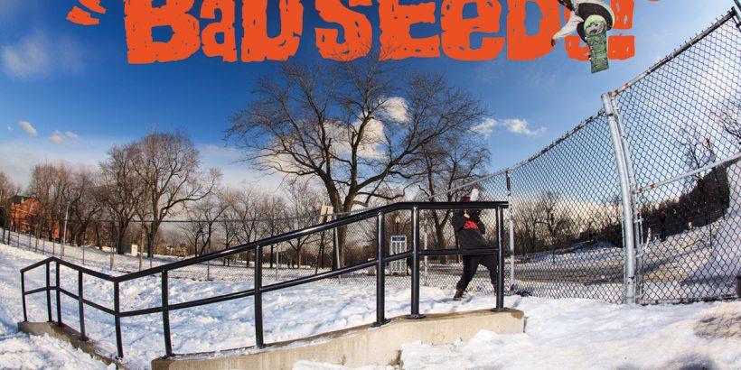 Nitro snowboard Bad seeds full Movie