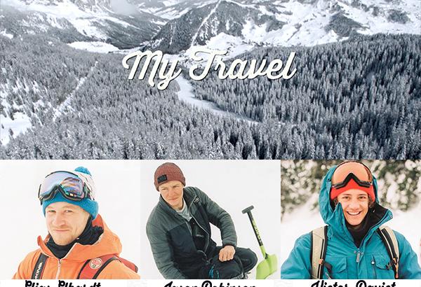 Dakine Snowboard video My Travel