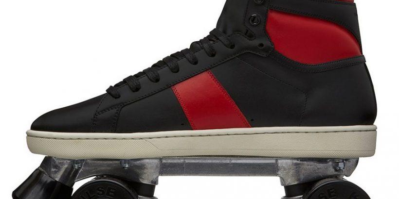 Rollers Quads Yves Saint Laurent