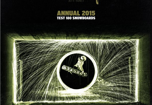 Act Annual 2015 Snowboard Test HawaiiSurf