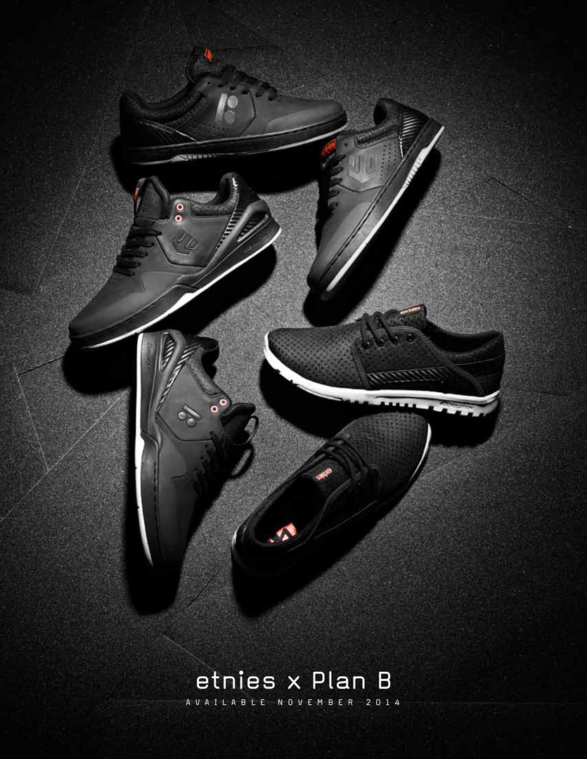 Etnies x Plan B collection