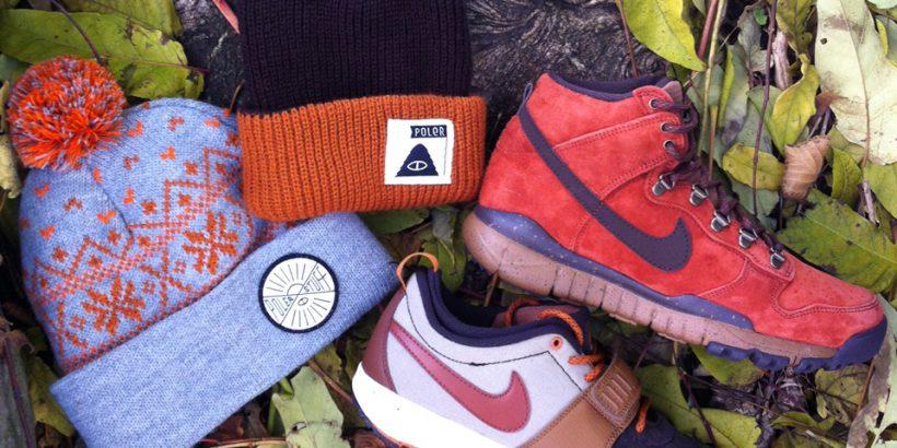 Nike x Poler collab 2015