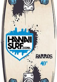 Thomas Barros pro model wakeskate pidivi HawaiiSurf