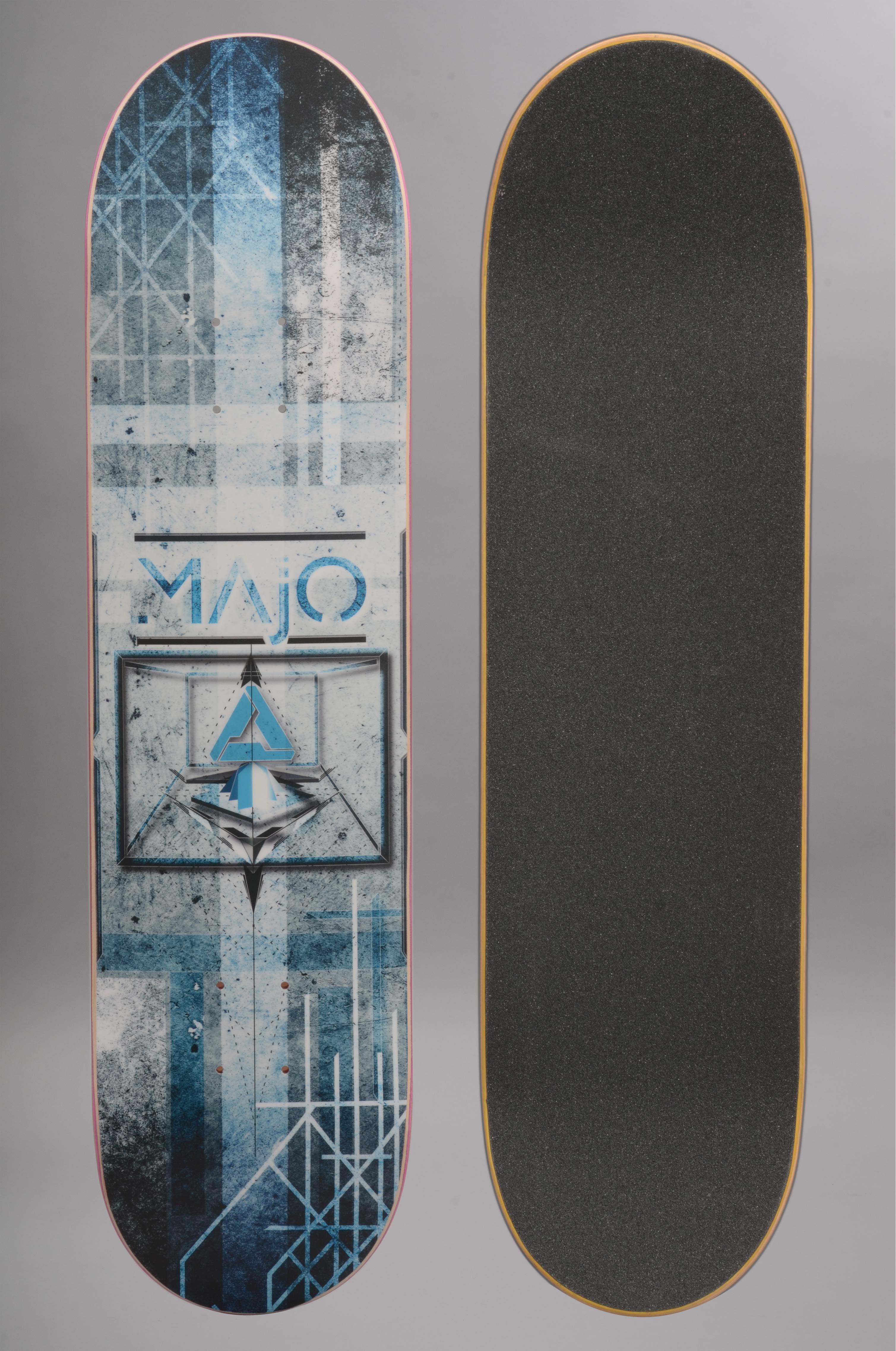 planche de skateboard Majo Skateboards slick - HawaiiSurf skateshop