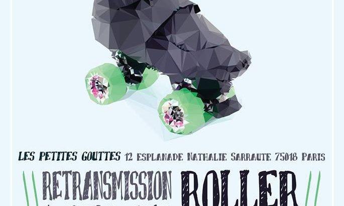 Paris Dallas - Désolé i am fauché - Roller Derby - World Cup 2014
