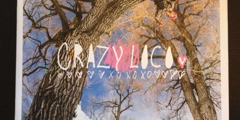 Crazy Loco pochette - Jed Anderson snowboard video
