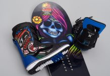 collection jamie lynn snowboard hiver 2016