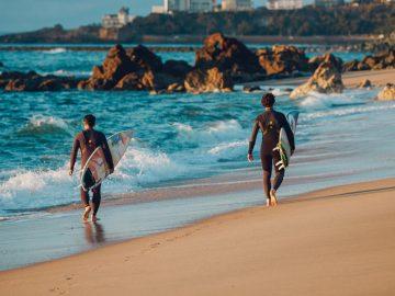 combinaison de surf ecolo